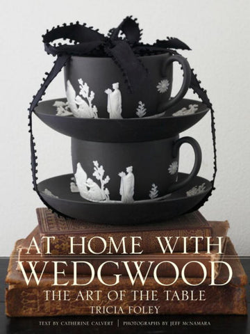 At Home with Wedgwood  by Tricia Foley - 9780307451842