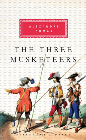 The Three Musketeers  by Alexandre Dumas - 9780307594990