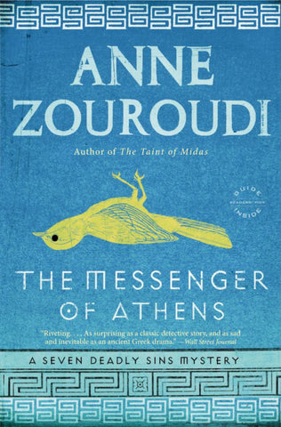 The Messenger of Athens  by Anne Zouroudi - 9780316069915