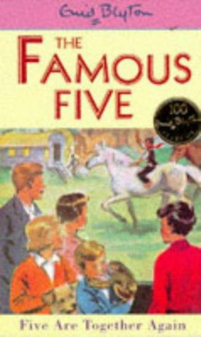 Five Are Together Again  by Enid Blyton - 9780340681268