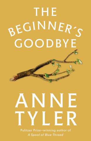 The Beginner's Goodbye  by Anne Tyler - 9780345533357