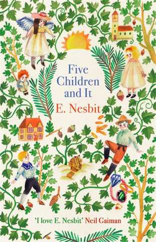 Five Children and It  by E. Nesbit - 9780349009353