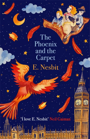 The Phoenix and the Carpet  by E. Nesbit - 9780349009421