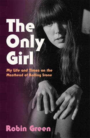 The Only Girl  by Robin Green - 9780349010212