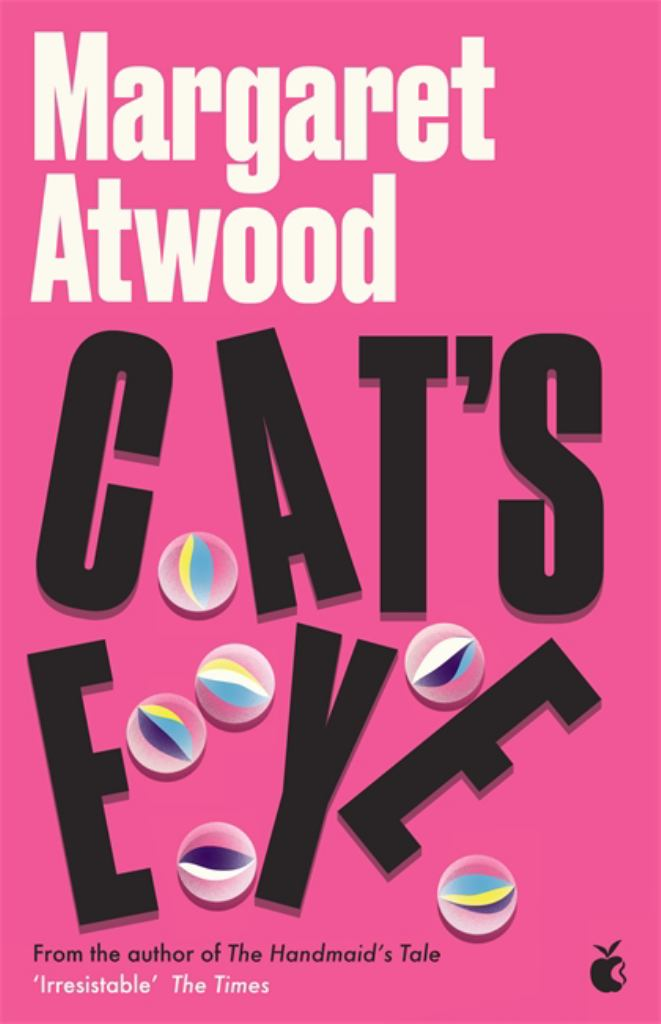 Cat's Eye  by Margaret Atwood - 9780349013084