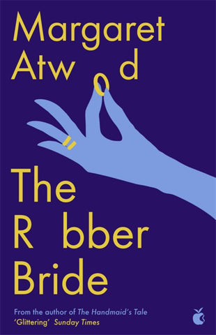 The Robber Bride  by Margaret Atwood - 9780349013091