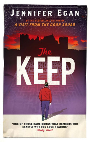 The Keep  by Jennifer Egan - 9780349120447