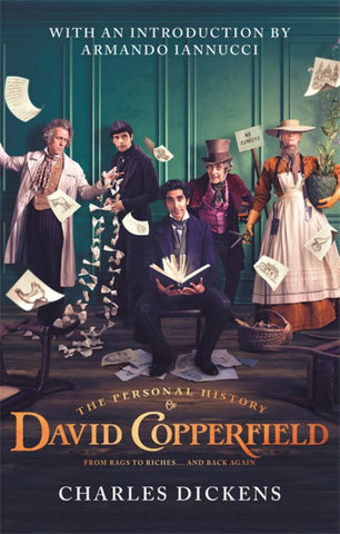 The Personal History of David Copperfield  by Charles Dickens - 9780349144320