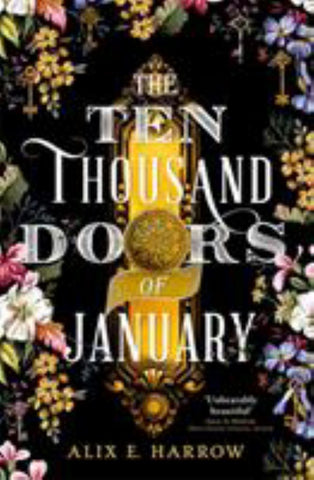 The Ten Thousand Doors of January  by Alix E. Harrow - 9780356512457
