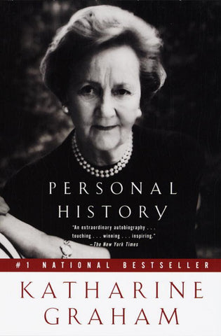 Personal History  by Katharine Graham - 9780375701047