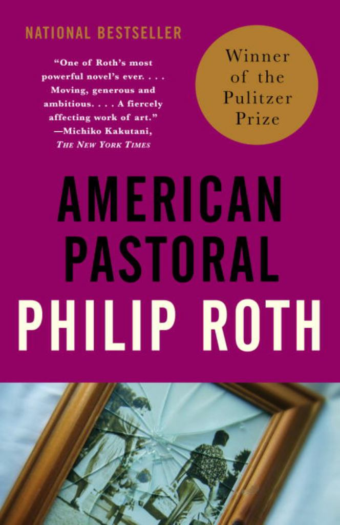 American Pastoral  by Philip Roth - 9780375701429