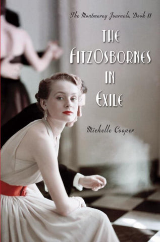 The FitzOsbornes in Exile  by Michelle Cooper - 9780375851551