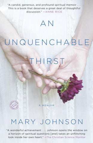 An Unquenchable Thirst  by Mary Johnson - 9780385527484