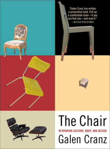 The Chair  by Galen Cranz - 9780393319552