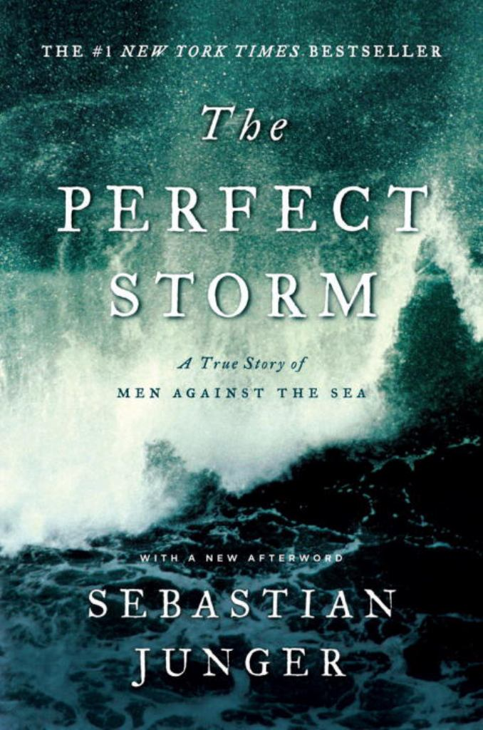 The Perfect Storm  by Sebastian Junger - 9780393337013