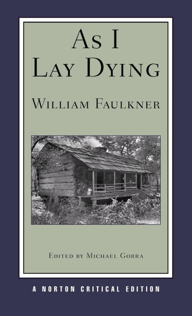 As I Lay Dying  by William Faulkner - 9780393931389