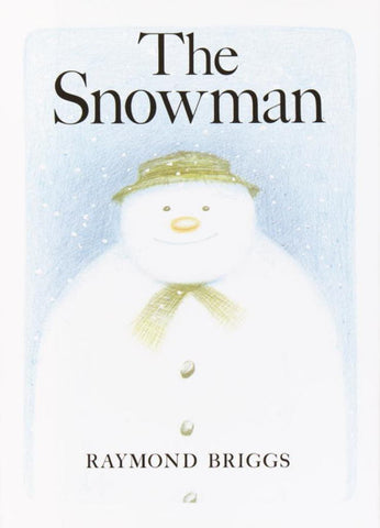 The Snowman  by Raymond Briggs (Illustrator) - 9780394839738