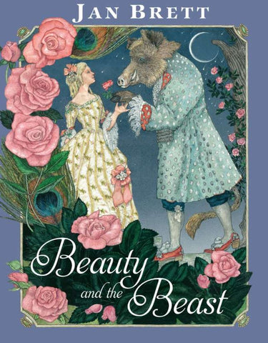 Beauty and the Beast  by Jan Brett (Illustrator) - 9780399257315