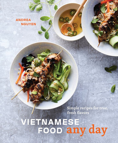 Vietnamese Food Any Day  by Andrea Nguyen - 9780399580352