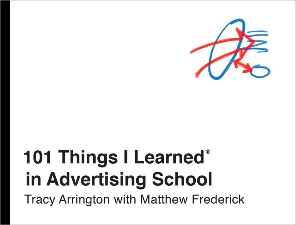 101 Things I Learned in Advertising School  by Matthew Frederick - 9780451496713