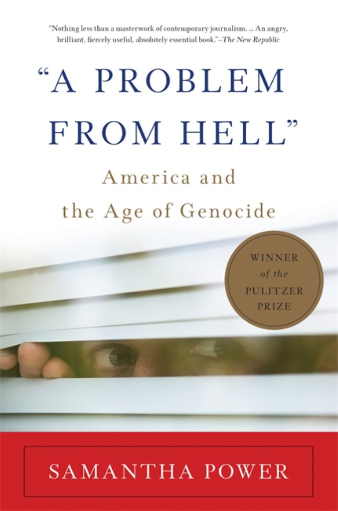 A Problem from Hell  by Samantha Power - 9780465061518