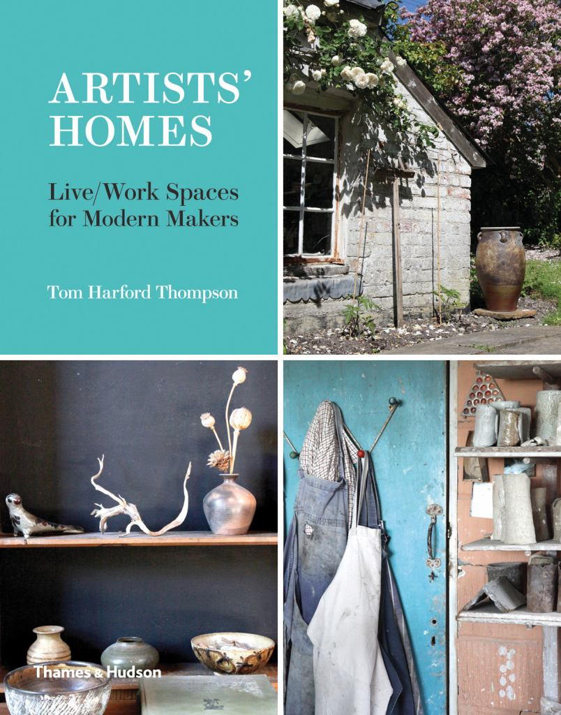 Artists' Homes  by Tom Harford-Thompson - 9780500021323