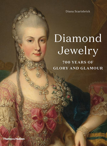 Diamond Jewelry  by Diana Scarisbrick - 9780500021507