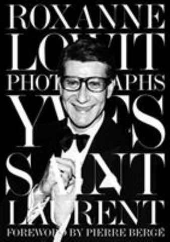 Yves Saint Laurent  by Pierre Bergé - 9780500023037