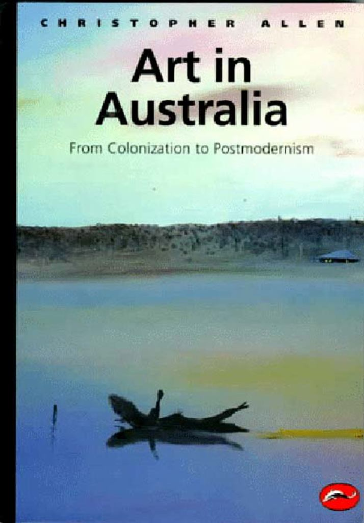 Art in Australia  by Christopher Allen - 9780500203019
