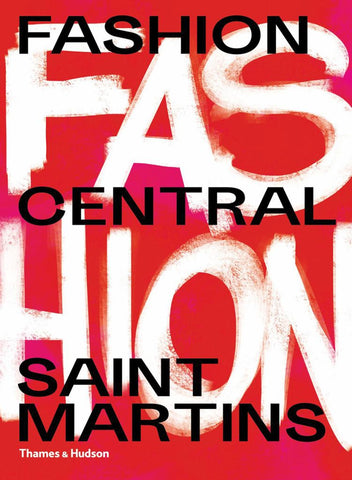 Fashion Central Saint Martins  by Cally Blackman - 9780500293713