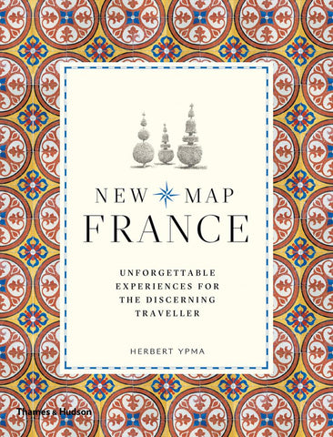 New Map France  by Herbert Ypma - 9780500294956