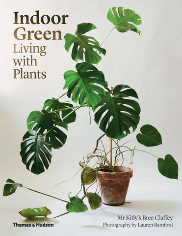 Indoor Green  by Bree Claffey - 9780500500538