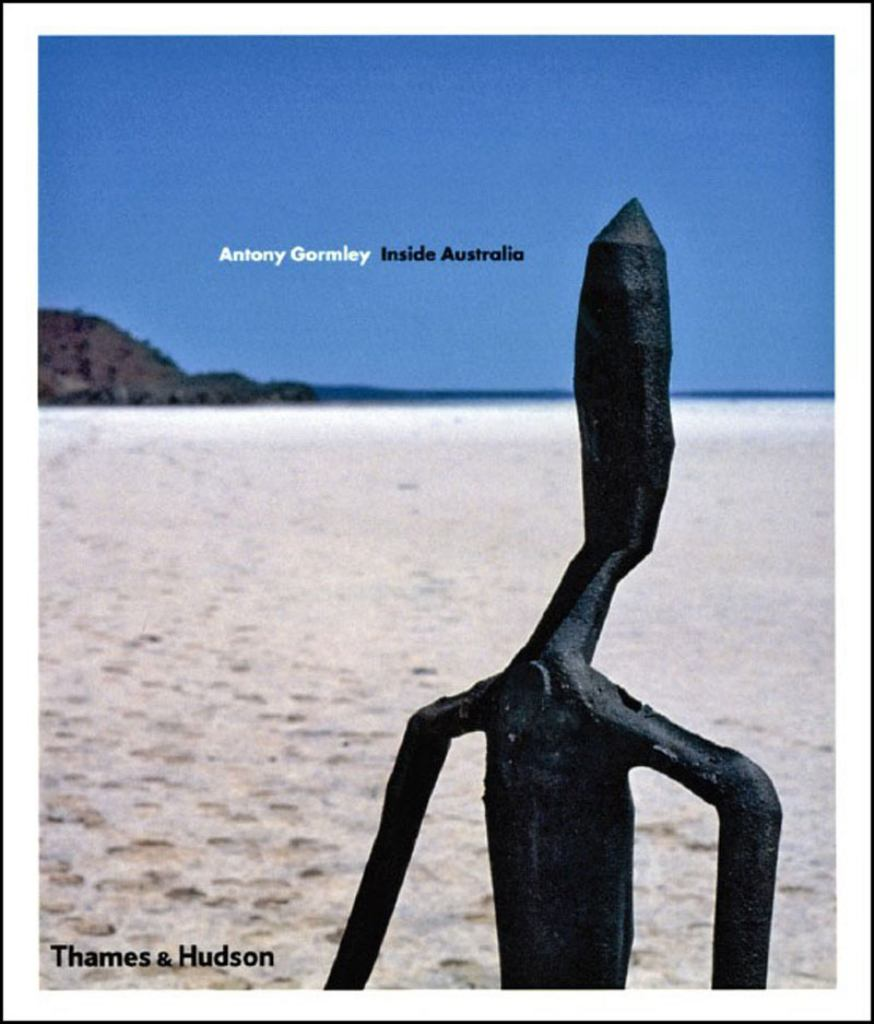 Antony Gormley Inside Australia  by Antony Gormley - 9780500512623