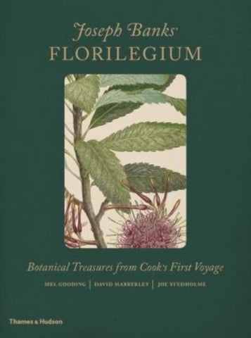 Joseph Banks' Florilegium  by David Mabberley - 9780500519363