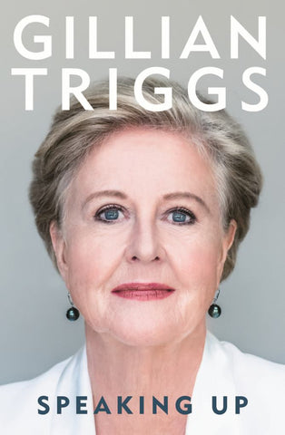 Speaking Up  by Gillian Triggs - 9780522873511