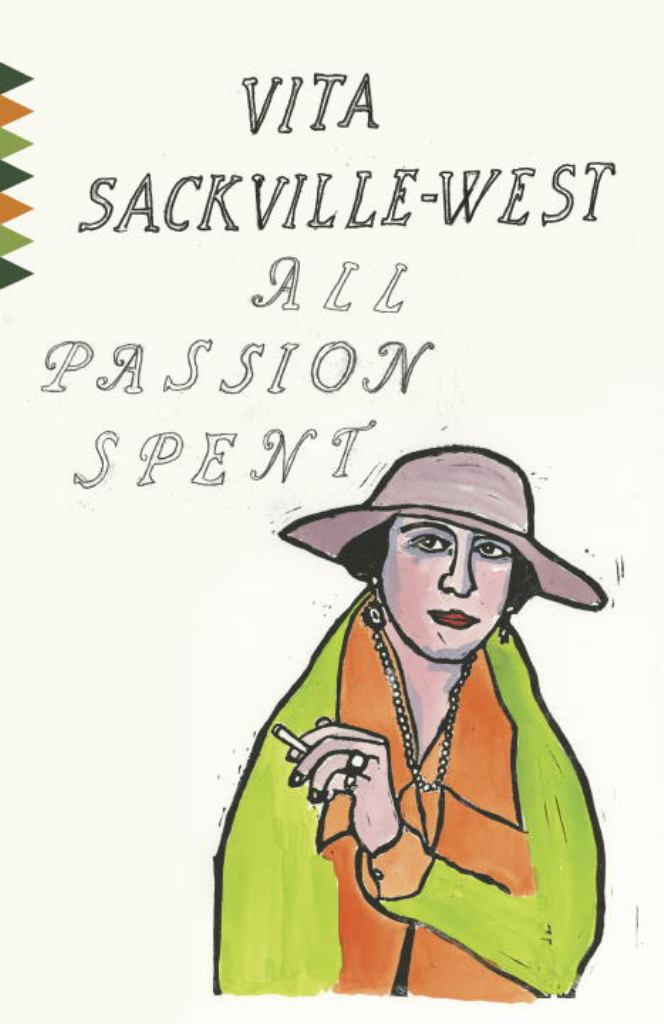 All Passion Spent  by Vita Sackville-West - 9780525433972
