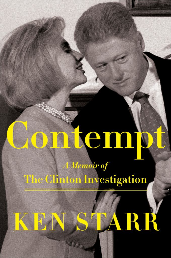 Contempt  by Ken Starr - 9780525536130
