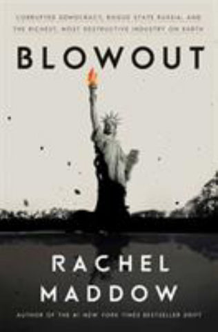 Blowout  by Rachel Maddow - 9780525575474
