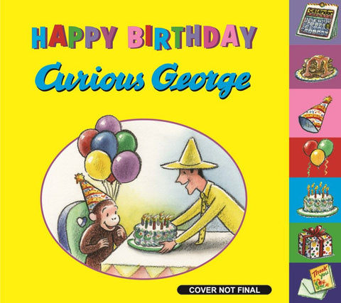 Happy Birthday, Curious George!