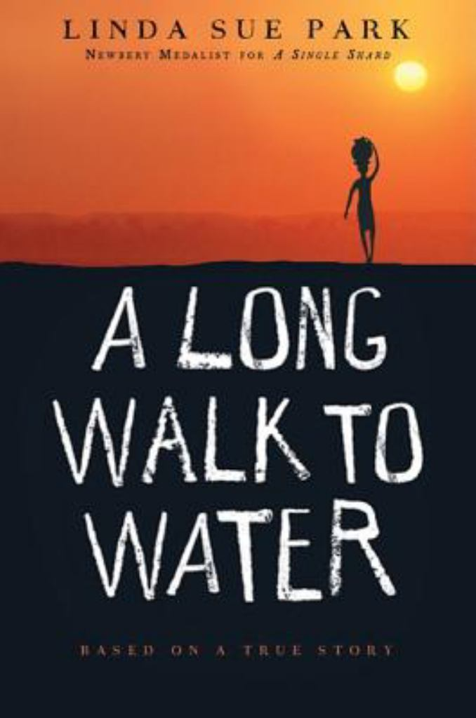 A Long Walk to Water  by Linda Sue Park - 9780547251271