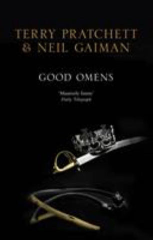 Good Omens  by Terry Pratchett - 9780552159845