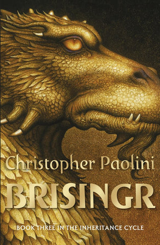 Brisingr  by Christopher Paolini - 9780552552127