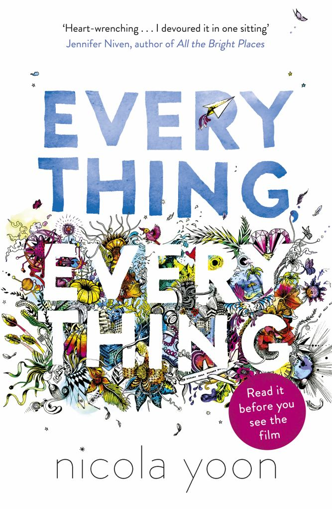 Everything, Everything  by Nicola Yoon - 9780552574235