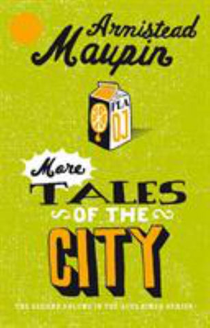 More Tales of the City  by Armistead Maupin - 9780552998772