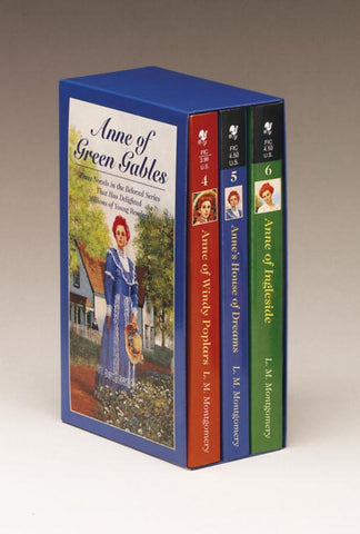Anne of Green Gables  by L. M. Montgomery - 9780553333077
