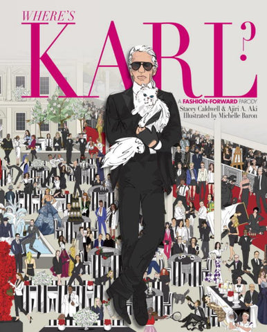 Where's Karl?  by Stacey Caldwell - 9780553447927