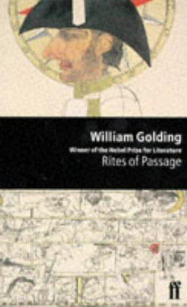 Rites of Passage  by William Golding - 9780571191444