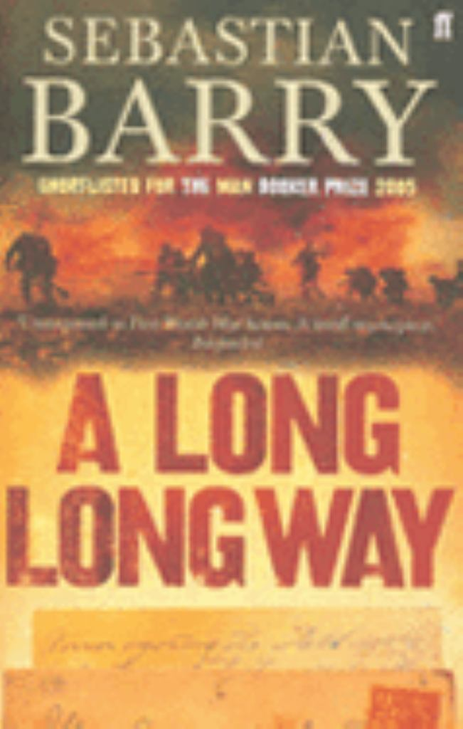 A Long Long Way  by Sebastian Barry - 9780571218011