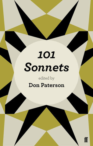 101 Sonnets  by Don Paterson (Editor) - 9780571278732