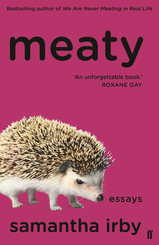 Meaty  by Samantha Irby - 9780571349838